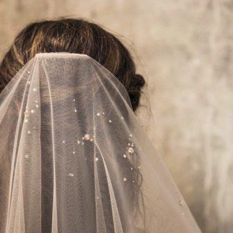 Swarovski Crystal Veils